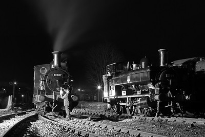 Buckfastleigh Night Shoot 4