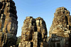 Cambodia, Angkor Vat Complex, The four faces of the Bayon