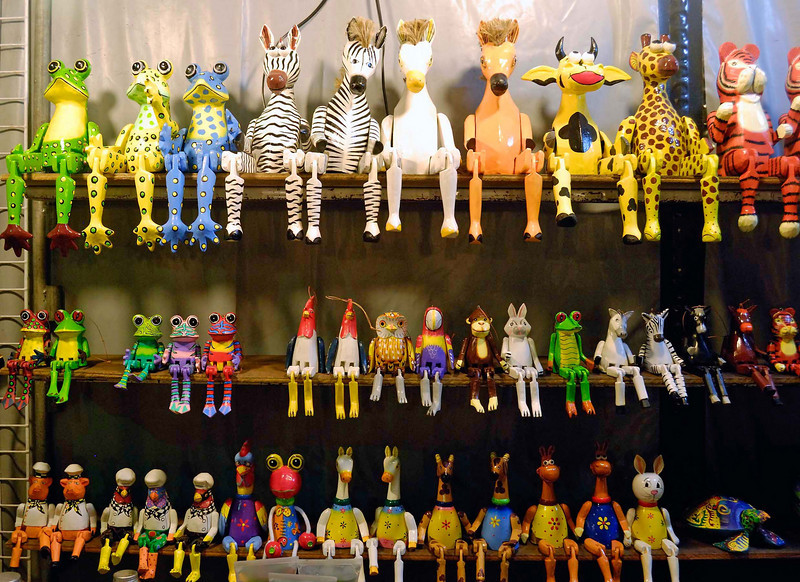 Toys for sale, Hua Hin
