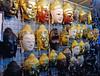 Buddha masks, Hua Hin