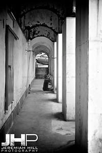"""""""Backstreets of KL Chinatown"""", Kuala Lumpur, Malaysia, 2007 Print ML-133"""