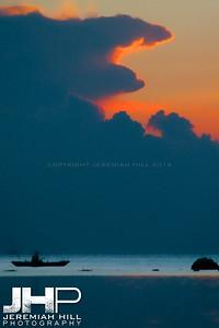"""Grey Matte Sky"", Ko Phan Ngan, Thailand, 2007 Print TH-404"