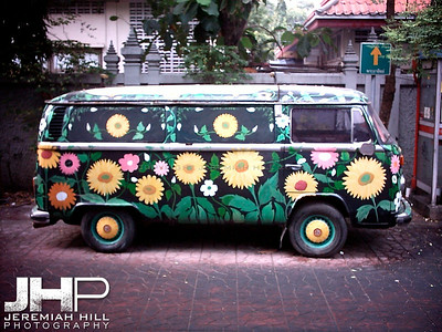 """The Magic Bus Of Siam"", Bangkok, Thailand, 2004 Print TH11117-029"