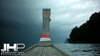 """The Boat"", Ko Phi Phi Leh, Thailand, 2004 Print TH11117-010"