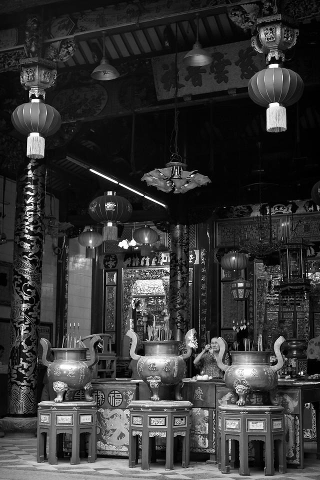 Kheng Hock Keong Chinese Temple, Yangon