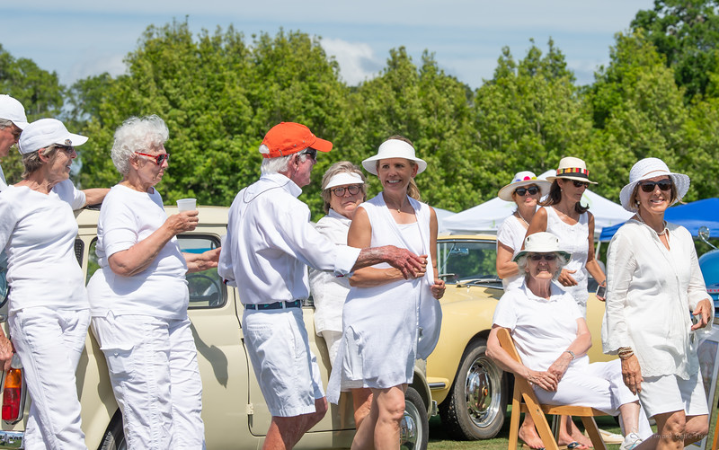 2018 Croquet Tournament