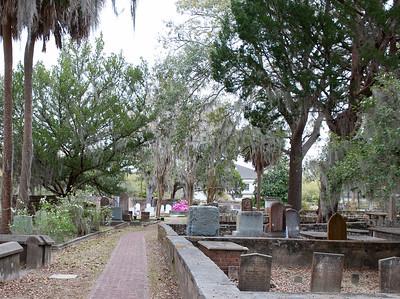 St. Helena Episcopal Church Cemetery