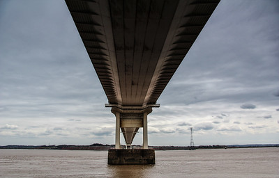Old Severn crossing
