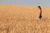 Wheat Farm Girl 265