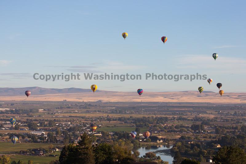 Prosser Balloon Rally 321