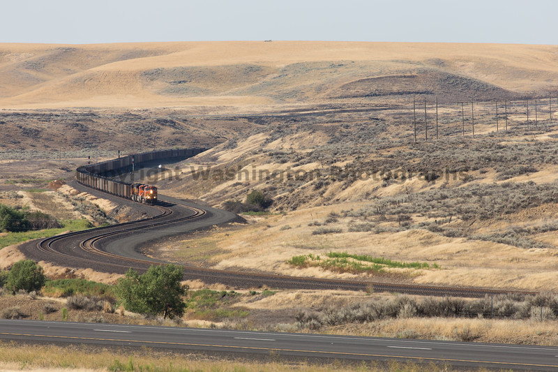 Trains Near Ritzville 28