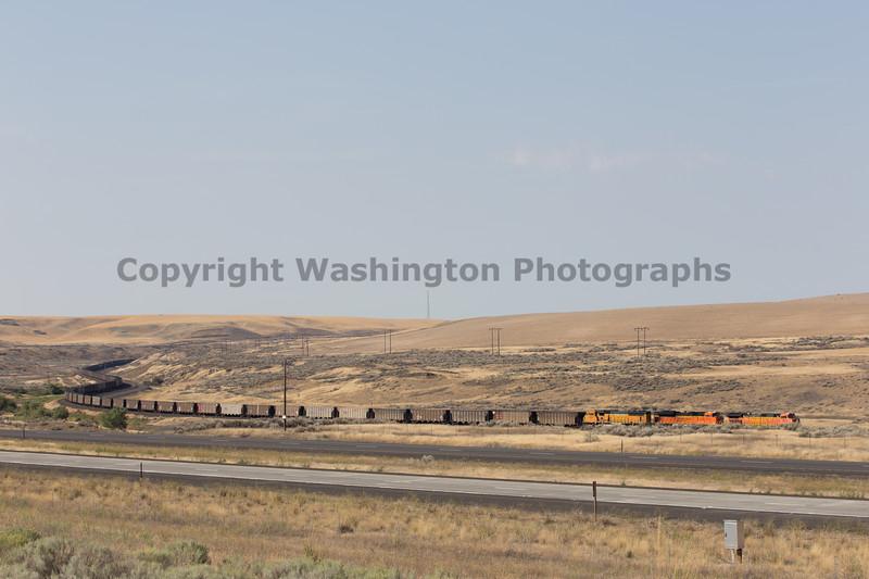 Trains Near Ritzville 33