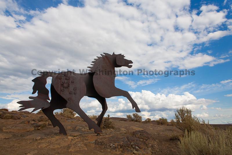 Horse Sculpture 17