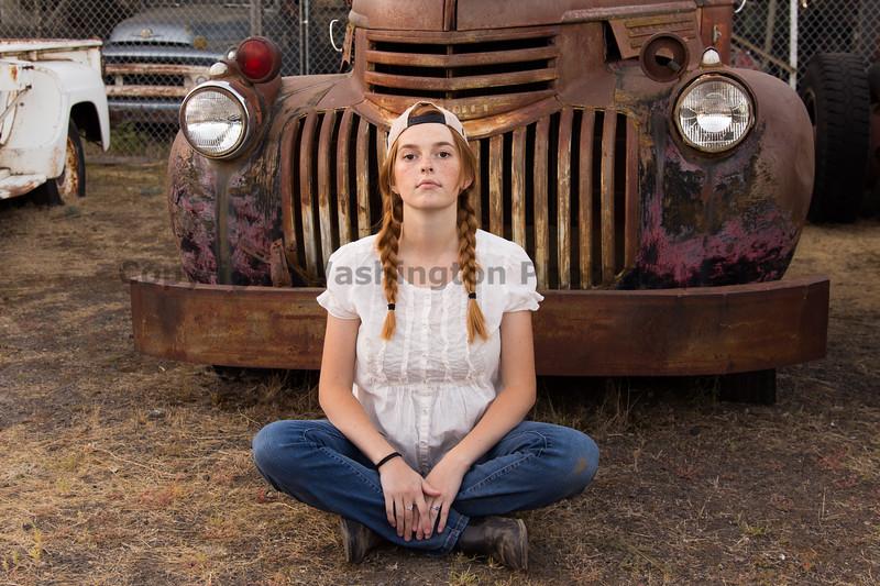 Farm Girl 221