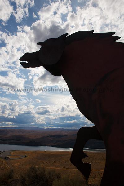 Horse Sculpture 15
