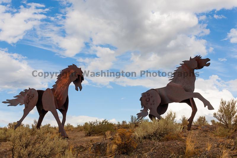 Horse Sculpture 24