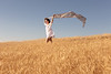 Wheat Farm Girl 275