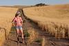 Wheat Farm Girl 281