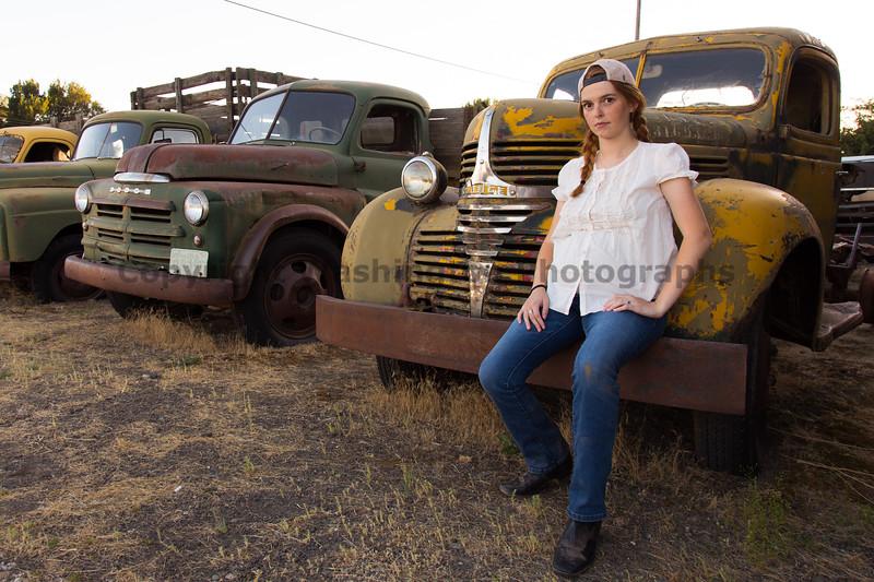Farm Girl 213
