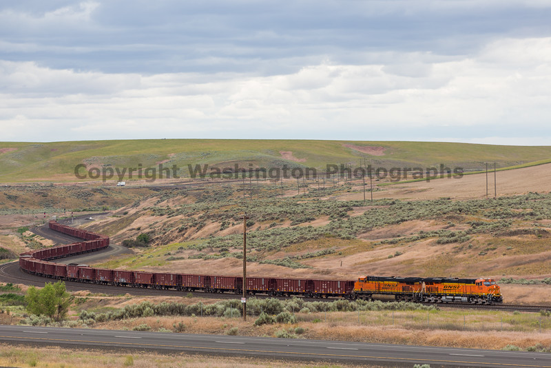Trains near Ritzville 16