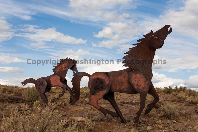 Horse Sculpture 19