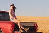Wheat Farm Girl 269
