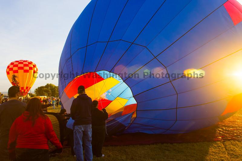 Prosser Balloon Rally 105