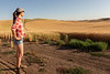 Wheat Farm Girl 282