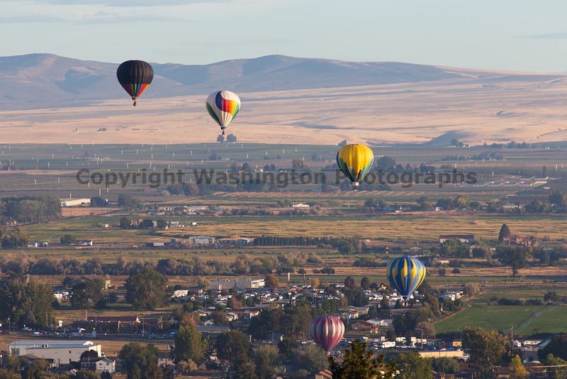 Prosser Balloon Rally 315