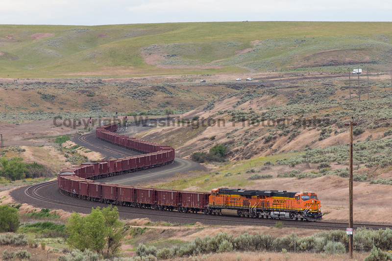 Trains near Ritzville 14