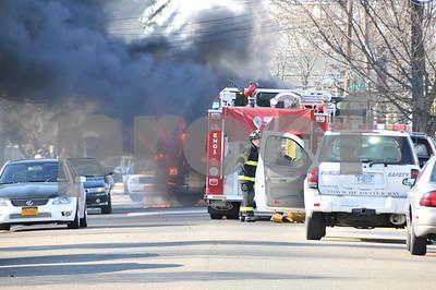 SFFD Car Fire 12-16-2011