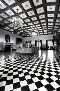 Grand Salon, Deering Estate, Palmetto Bay, Fl