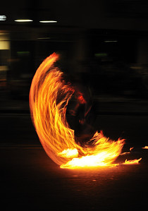 Firedancer, Coconut Grove, Fl