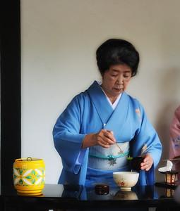 Tea Ceremony, Hatsume Festival, Morikami Japanese Gardens
