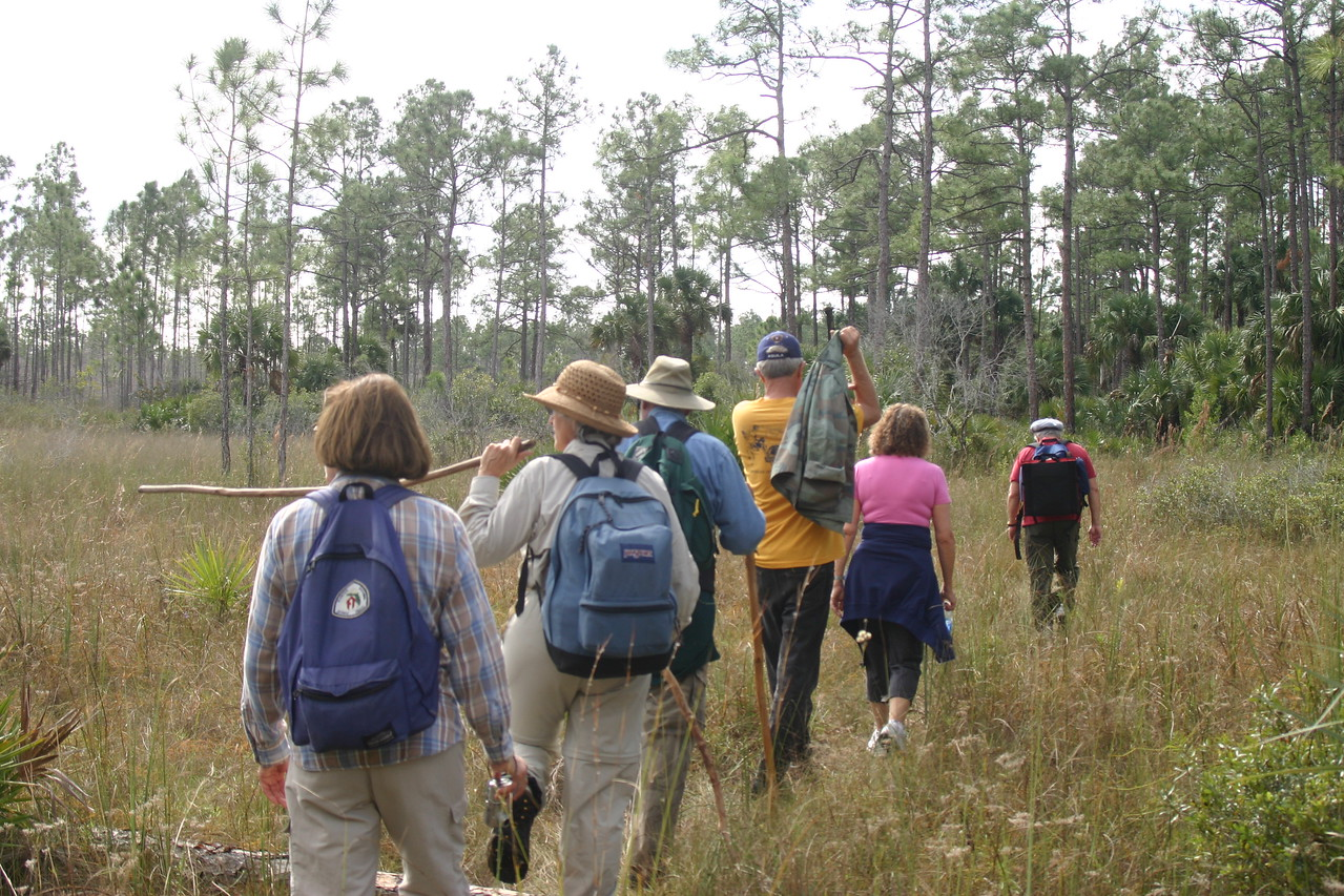 Big Cypress North<br /> PHOTO CREDIT: Claudine Laabs / Florida Trail Association