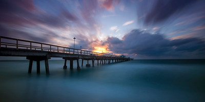 Anglin's Fishing Pier,  Lauderdale-By-The-Sea, Florida