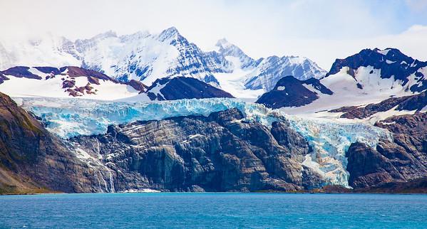 Cliff Top Glacier