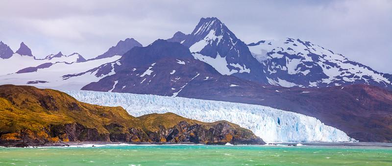 Coastal Glacier