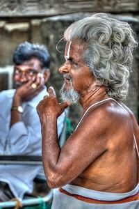 Shiva Devote