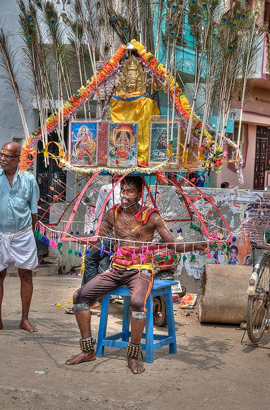 Hindu Devote