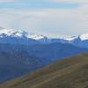 Mt Aspiring from Ben Lomond.