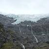 The obligatory walk to the Rob Roy Glacier