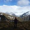 Me and the Dart Glacier.