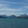 View of Amphion, Poseidon, Sarpeidon, Chaos, Cosmos Peak, McBrideBurn Plateau, Barrier Range and Earnslaw from the drive back to Queenstown.