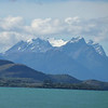View of Amphion, Poseidon, Sarpeidon, Chaos from the drive back to Queenstown.