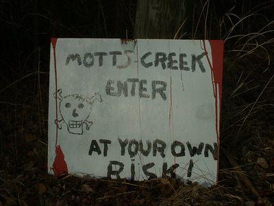 Motts Creek