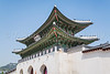 The Gyeongbokgung Royal Palace in Seoul, South Korea, Asia.