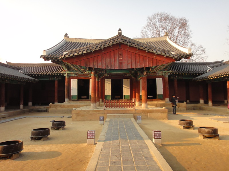 Город Чонджу Кёнгиджон