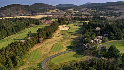 Nine Bridges Golf Club, South Korea