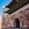 Namdaemoon (Sungnyemun Gate) Deoksugung Palace